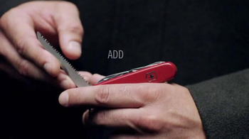 Victorinox I.N.O.X. TV Spot, 'Versatility & Toughness' - 412 commercial airings