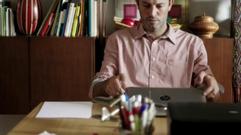 HP Instant Ink TV Spot, 'Father and Son' - Thumbnail 1