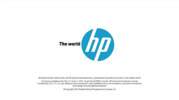 HP Instant Ink TV Spot, 'Father and Son' - Thumbnail 9