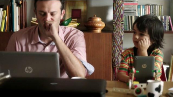 HP Instant Ink TV Spot, 'Father and Son' - Thumbnail 2