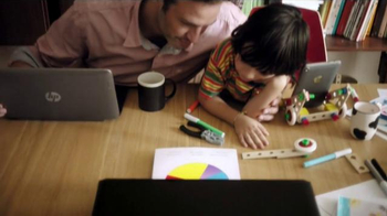 HP Instant Ink TV Spot, 'Father and Son' - Thumbnail 5