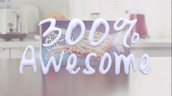 Pillsbury Toaster Strudel TV Spot, '300 Percent Awesome' - Thumbnail 7