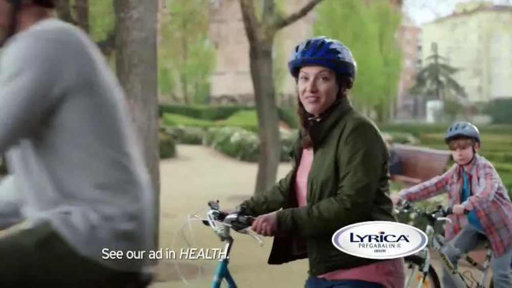 Lyrica TV Commercial, 'Go-to Person'