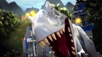 LEGO Jurassic World Set TV Spot, 'Capture the Dinos'