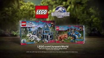 LEGO Jurassic World Set TV Spot, 'Capture the Dinos' - Thumbnail 10