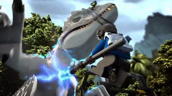 LEGO Jurassic World Set TV Spot, 'Capture the Dinos' - Thumbnail 8
