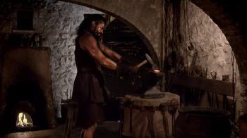 GoGurt TV Spot, 'Whatever It Takes: Blacksmith' - Thumbnail 3