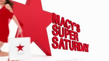 Macy's Super Saturday Sale TV Spot, 'Wow Pass' - Thumbnail 2