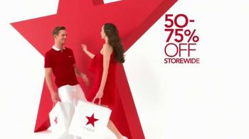 Macy's Super Saturday Sale TV Spot, 'Wow Pass' - Thumbnail 4