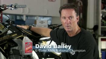 Lucas Oil TV Spot, 'Still the Same Sport' Featuring David Bailey - Thumbnail 5
