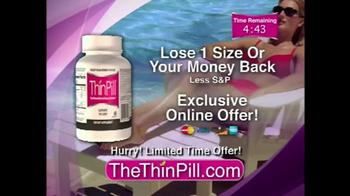 The Thin Pill TV Spot, 'No Heavy Lifting' - Thumbnail 10