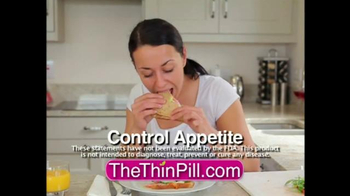 The Thin Pill TV Spot, 'No Heavy Lifting' - Thumbnail 3