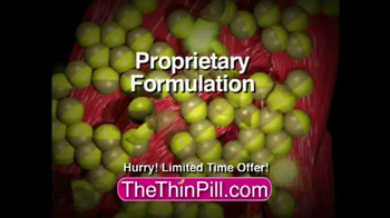 The Thin Pill TV Spot, 'No Heavy Lifting' - Thumbnail 5