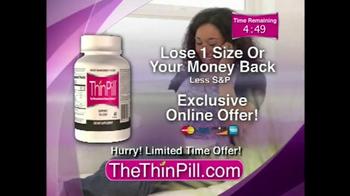 The Thin Pill TV Spot, 'No Heavy Lifting' - Thumbnail 9