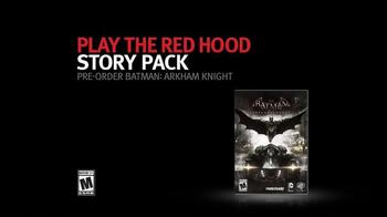 GameStop Red Hood Story Pack TV Spot, 'Overtime: Batman Arkham Knight' - Thumbnail 9