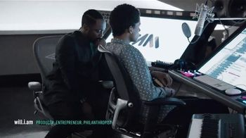 The Wall Street Journal TV Spot, 'Will.i.am Makes Time for the WSJ'
