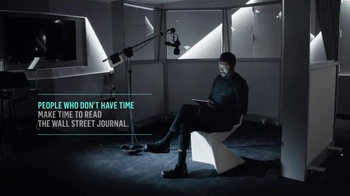 The Wall Street Journal TV Spot, 'Will.i.am Makes Time for the WSJ' - Thumbnail 9