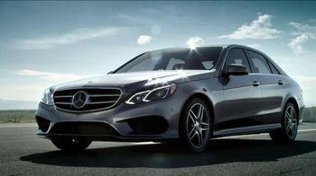 2016 Mercedes-Benz E-Class TV Spot, 'Crash Test Without the Crash' - 3787 commercial airings