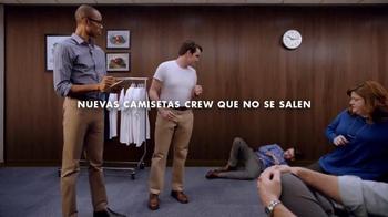 Fruit of the Loom Stay-Tucked Crew TV Spot, 'Patada' [Spanish] - Thumbnail 8