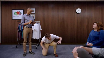 Fruit of the Loom Stay-Tucked Crew TV Spot, 'Patada' [Spanish] - Thumbnail 2