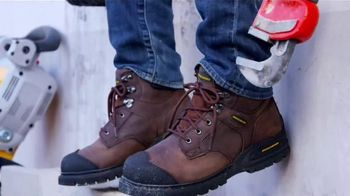 SKECHERS Work Footwear TV Spot, 'Safety Toe Work Division'