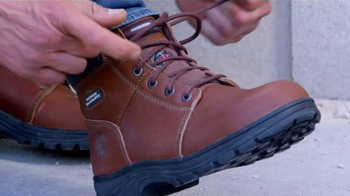 SKECHERS Work Footwear TV Spot, 'Safety Toe Work Division' - Thumbnail 1
