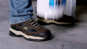 SKECHERS Work Footwear TV Spot, 'Safety Toe Work Division' - Thumbnail 5