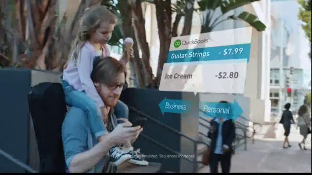 Intuit QuickBooks Self-Employed TV Commercial, 'Working for Me' - Video