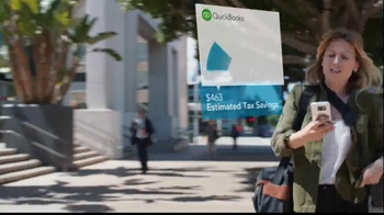 Intuit QuickBooks Self-Employed TV Spot, 'Working for Me' - Thumbnail 8