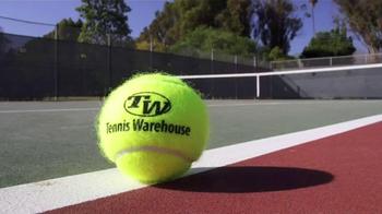 Tennis Warehouse TV Spot, 'The Ultimate Equipment Website' - Thumbnail 1
