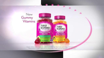 First Response Gummy Vitamins TV Spot, 'Nutrients You Need'
