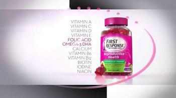 First Response Gummy Vitamins TV Spot, 'Nutrients You Need' - Thumbnail 4
