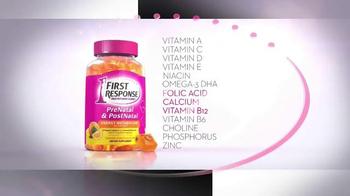 First Response Gummy Vitamins TV Spot, 'Nutrients You Need' - Thumbnail 5