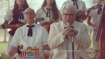 KFC TV Spot, 'Phillip' Featuring Darrell Hammond - 1527 commercial airings