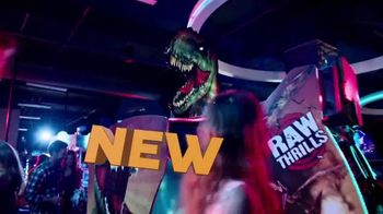 Dave and Buster's TV Spot, 'New Thrills' - 929 commercial airings