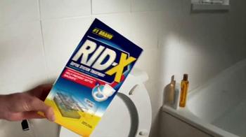 Rid-X TV Spot, 'Disasters to Avoid' - Thumbnail 6