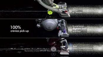 Re-engineered Dyson Ball Multi Floor TV Spot, 'Amazing'