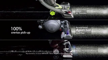 Re-engineered Dyson Ball Multi Floor TV Spot, 'Amazing'
