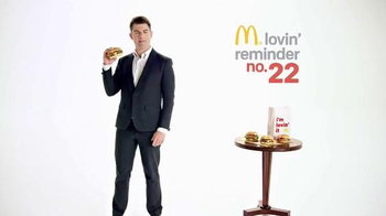 McDonald's Sirloin Third Pounders TV Spot, 'Face Tattoo' Ft. Max Greenfield - 35 commercial airings