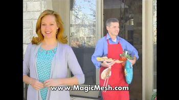 Magic Mesh TV Spot, 'Magically Closes Itself'