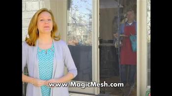 Magic Mesh TV Spot, 'Magically Closes Itself' - Thumbnail 2