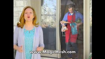 Magic Mesh TV Spot, 'Magically Closes Itself' - Thumbnail 3