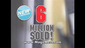 Magic Mesh TV Spot, 'Magically Closes Itself' - Thumbnail 5