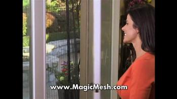 Magic Mesh TV Spot, 'Magically Closes Itself' - Thumbnail 6