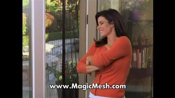 Magic Mesh TV Spot, 'Magically Closes Itself' - Thumbnail 7