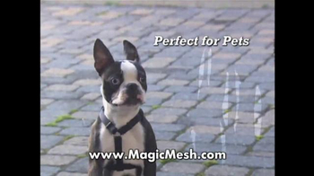 Magic Mesh TV Spot, 'Magically Closes Itself' - Thumbnail 8