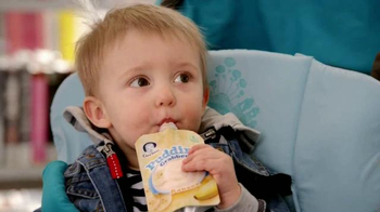 Gerber Pudding Grabbers TV Spot, 'Who's Your Daddy?'