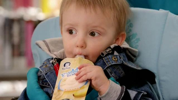 Gerber Pudding Grabbers TV Spot, 'Who's Your Daddy?' - Thumbnail 4