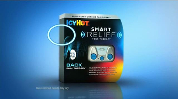 Icy Hot Smart Relief TV Spot, 'Battle Back Pain' Featuring Shaquille O'Neal - Thumbnail 4