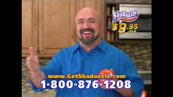 Shaddazzle TV Spot, 'How Do You Say Clean' - Thumbnail 10